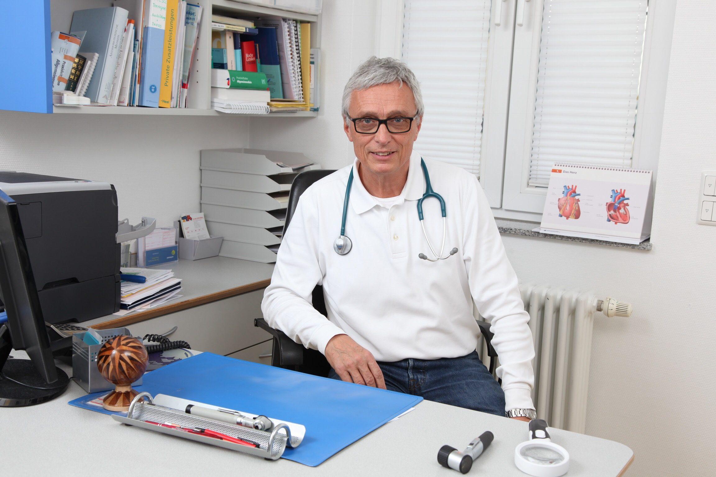 Dr. Ulrich Sieben - Facharzt für Allgemeinmedizin